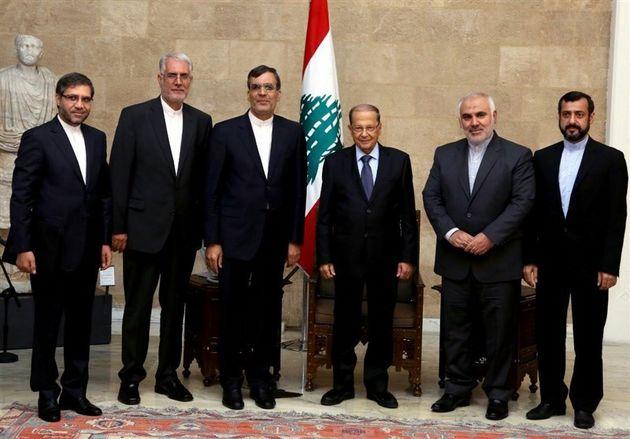 پایان سفر سه روزه معاون وزیر خارجه به لبنان
