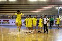 اردوی تیم ملی هندبال نوجوانان در تهران برگزار میشود