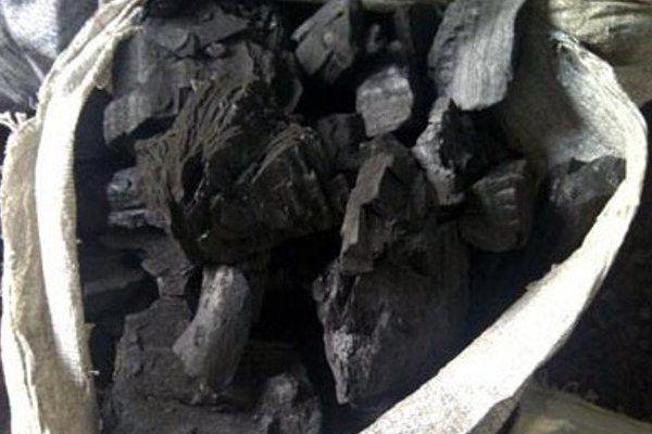کشف٣٥٠ کیلوگرم زغال غیرمجاز در بستک