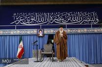 مدال آوران کاروان ورزشی ایران در بازی های پاراآسیایی اندونزی با رهبر معظم انقلاب دیدار کردند