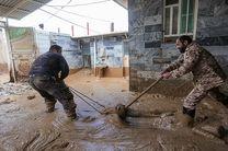 اعزام ۴ گروه جهادی به مناطق سیل زده شرق هرمزگان