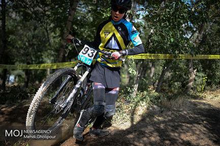 مسابقات دوچرخه سواری کراس کانتری بانوان قهرمانی کشور