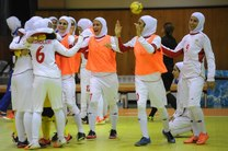 پیروزی ملیپوشان فوتسال بانوان در دومین دیدار دوستانه
