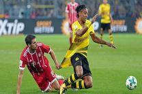 بایرن مونیخ، بدشانسترین تیم اروپایی در فصل جاری شد