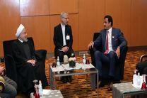 تهران و دوحه در شرایط اقتصادی موجود میتوانند نیازمندی های یکدیگر را رفع کنند