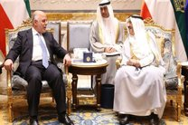 دیدار نخست وزیر عراق با امیر کویت