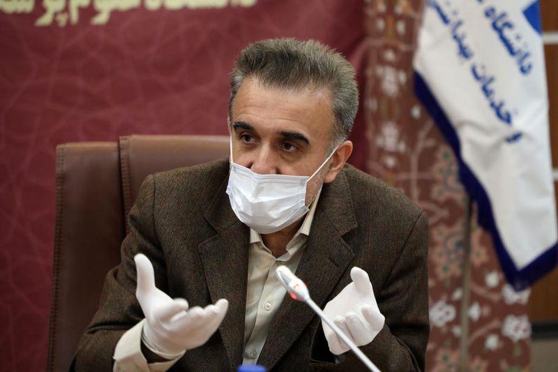 240 بیمار کرونایی در مراکز درمانی قم بستری هستند