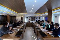 جلسه شورای هماهنگی فدراسیون کشتی صبح امروز برگزار شد