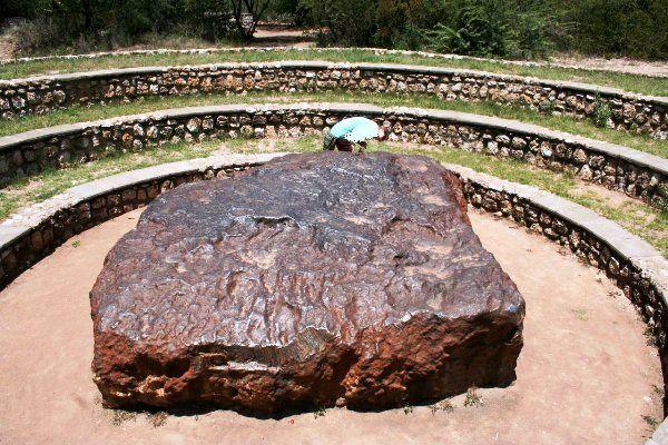 بزرگترین شهاب سنگهای کشف شده در زمین را ببینید