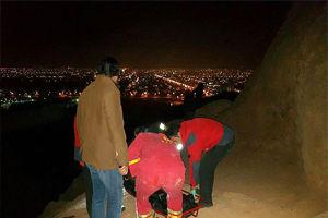 مرگ دختر جوان نجف آبادی بر اثر سقوط از کوه