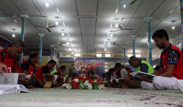 بیش از ۹۰۰ زندانی در هرمزگان حافظ قرآن کریم شدند