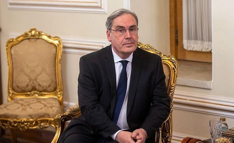 احضار سفیر جدید فرانسه به وزارت خارجه یک ساعت پس از تقدیم استوارنامه!