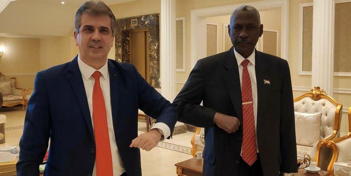 وزیر اطلاعات رژیم صهیونیستی به سودان سفر کرد
