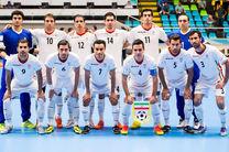 اسامی بازیکنان تیم ملی فوتسال عازم اسلواکی اعلام شد
