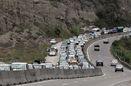 آخرین وضعیت ترافیکی جاده های مازندران