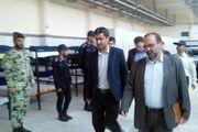 مدیر کل زندان های استان تهران از اردوگاه فشافویه بازدید کرد