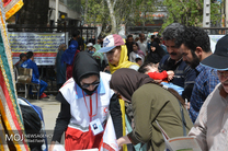 145 هزار مسافر طی 9 روز از خدمات پایگاههای سلامت هلال احمر بهرهمند شدند