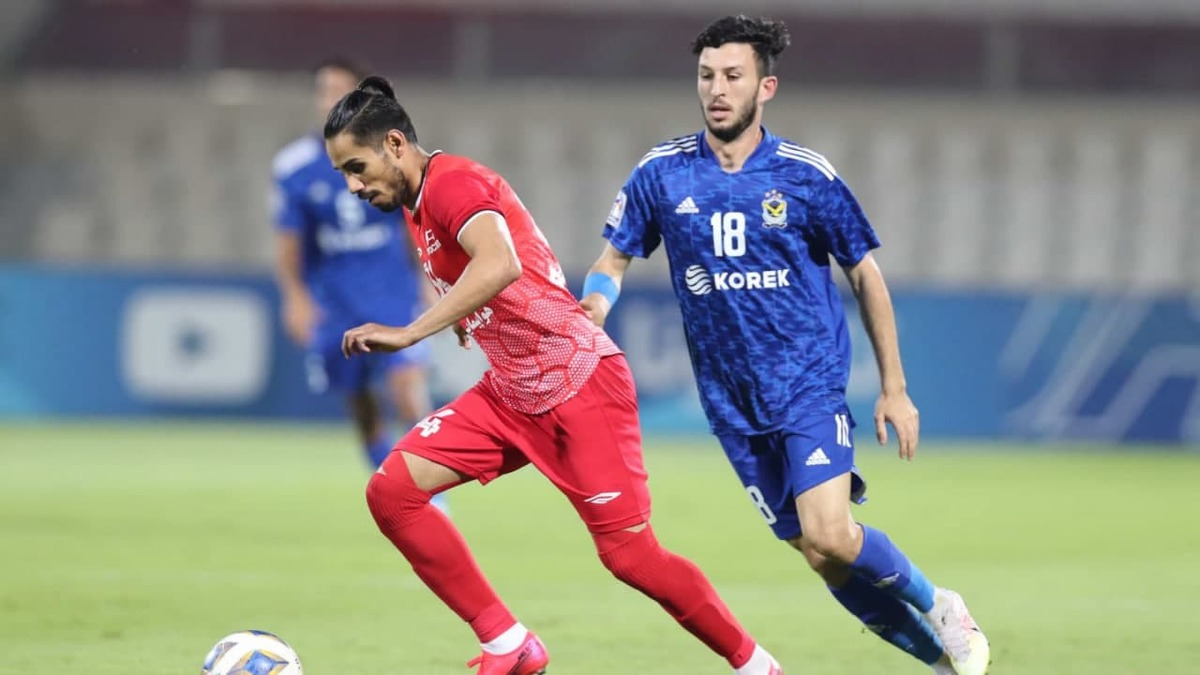 نتیجه بازی تراکتور و نیروی هوایی عراق/ اولین برد شاگردان خطیبی در لیگ قهرمانان آسیا