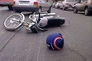راکبین موتورسوار بیشترین مصدومان حوادث رانندگی در شهرضا