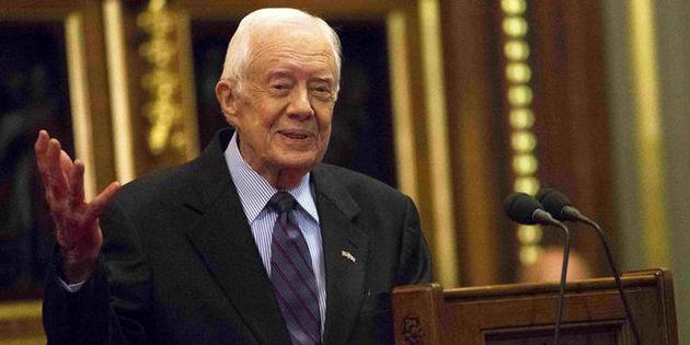 جیمی کارتر از استراتژی نخست آمریکای ترامپ انتقاد کرد