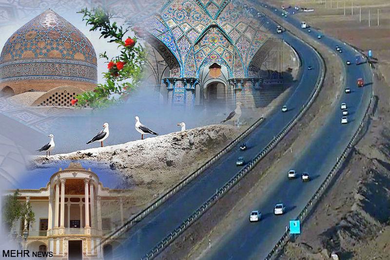 ۲۴۰هزارمسافر نوروزی از جاذبه های گردشگری استان مرکزی بازدید کردند