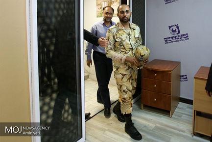 سرباز فداکار ارتش
