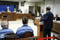 جزئیات سومین جلسه دادگاه علی دیواندری و ۸ متهم دیگر