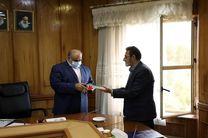 انتصاب استاندار کرمانشاه بهعنوان نایبرئیس ستاد بازسازی عتبات عالیات
