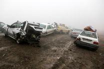اسامی 89 مصدوم تصادف زنجیرهای مشهد به تفکیک بیمارستان