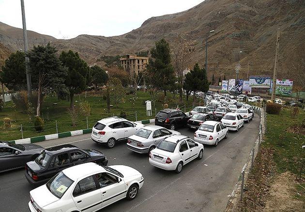 ترافیک در 3 محور استان فارس نیمهسنگین است/ «شیراز _ مرودشت» پرترددترین محور فارس