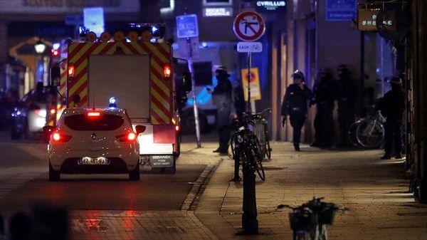دستگیری عضو داعش در فرانسه