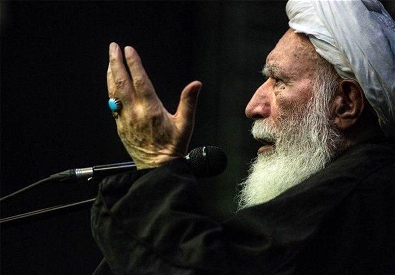 زمان تشییع پیکر آیت الله مرتضی تهرانی اعلام شد