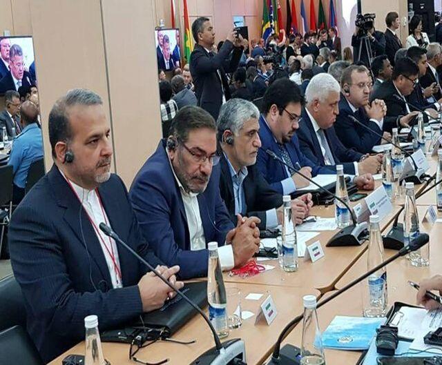 دهمین اجلاس نمایندگان عالی امنیتی در مسکو آغاز شد