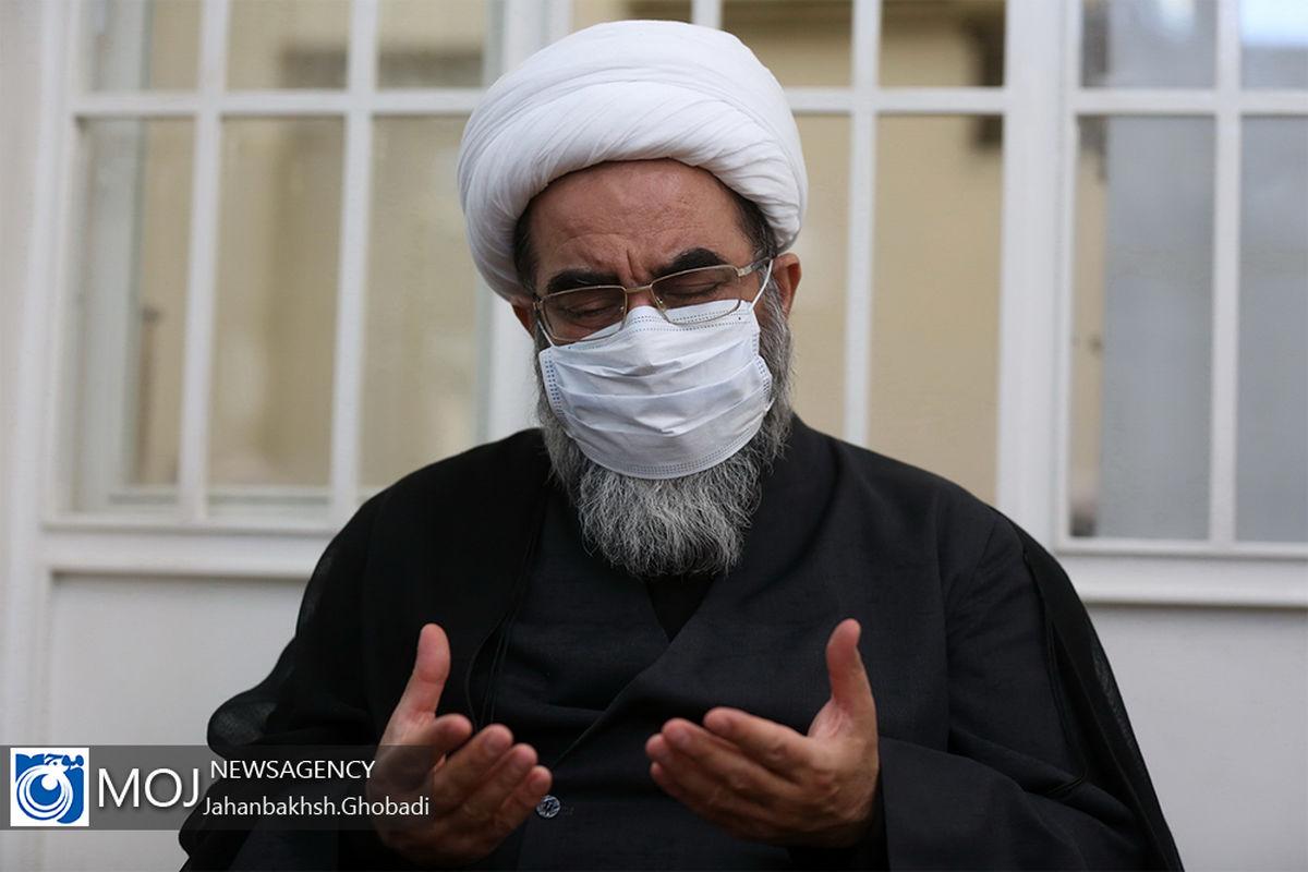رئیس مرکز فقهی ائمه اطهار(ع) درگذشت آیت الله فقیه ایمانی را تسلیت گفت