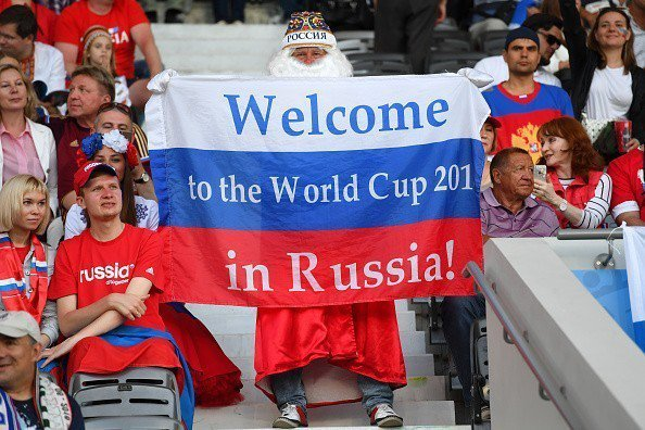 حذف ویزا برای تماشاگران در جام جهانی ۲۰۱۸