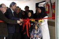 افتتاح بخش باروری و درمان ناباروری در اصفهان