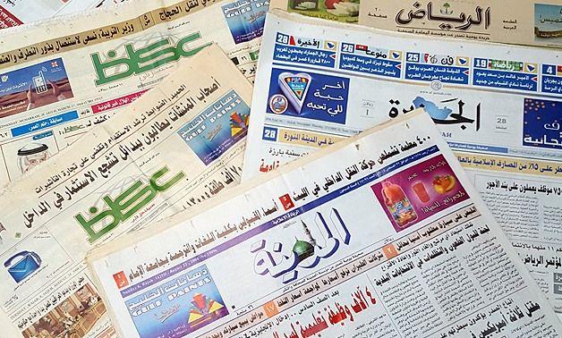 مطبوعات عربستان به رسانه مقامات اسراییلی تبدیل شده اند