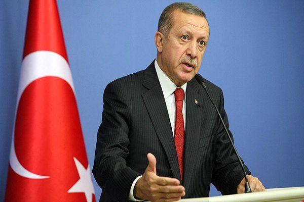 اردوغان: سلاحهای یک کشور عضو ناتو در دست داعشیهاست