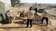 افتتاح ۲۱ پروژه محرومیت زدایی به مناسبت هفته بسیج در اردبیل
