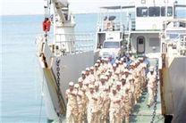 رزمایش  مشترک عربستان و بحرین در خلیج فارس به منظور تحکیم روابط دریایی دو کشور