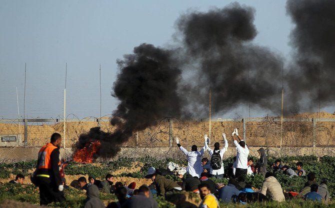 سربازان اسرائیلی، یک زن فلسطینی را به شهادت رساندند