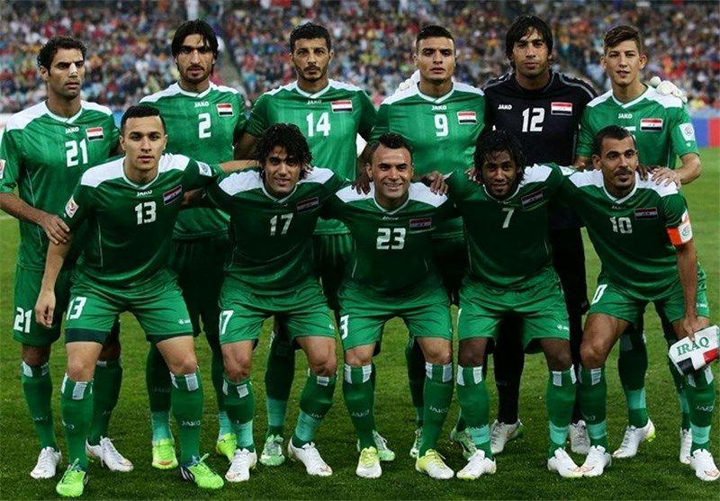 ترکیب تیم ملی عراق و ویتنام اعلام شد