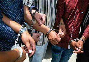دستگیری ۳ شرور سابقه دار در بابل