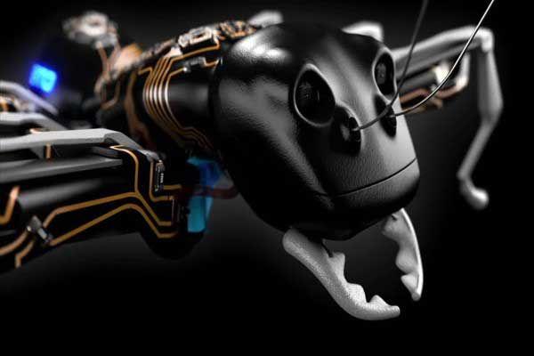 مورچه های رباتیک ساخته شدند