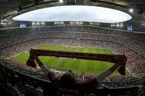 کنترل نهایی ورزشگاه فینال جام جهانی 2018