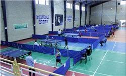 10 بازیکن به اردوی تیم ملی تنیس روی میز دعوت شدند