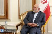 دیدار وزاری خارجه ایران و لهستان در مونیخ