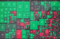 رشد ۳۶ هزار واحدی شاخص کل بورس در پایان معاملات امروز