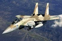 جنگنده های اسرائیل بر فراز آسمان پاکستان