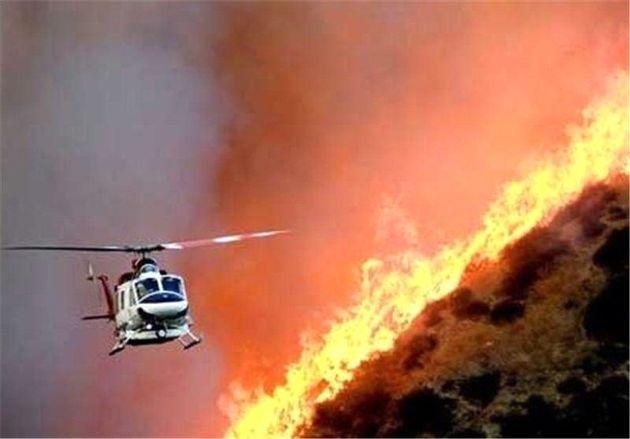 هلالاحمر به اعضای کمیته اطفای آتشسوزی جنگل ها پیوست